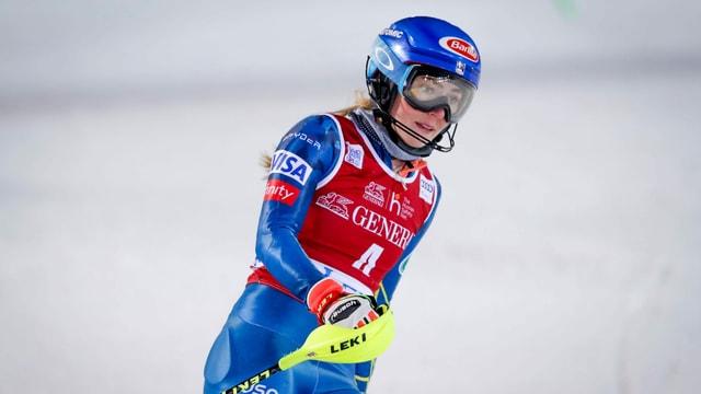 Shiffrin verzichtet auf Start in St. Moritz