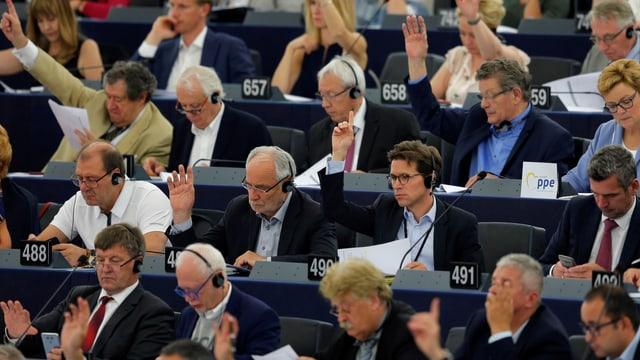 EU-Parlamentsabgeordnete