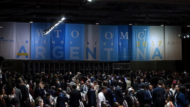 WTO-Konferenz in Argentinien