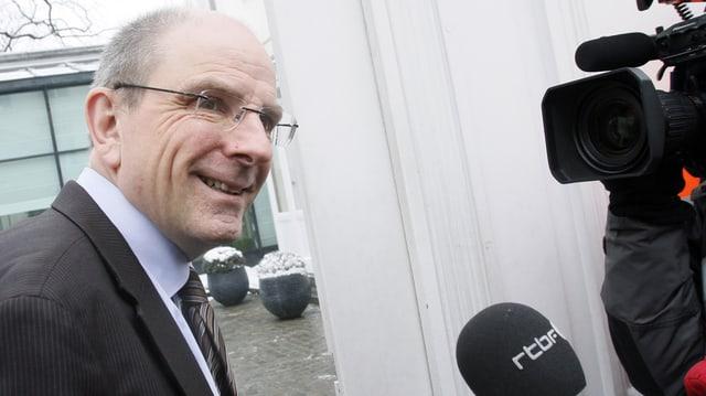Il minister da giustia da la Belgia, Koen Geens.