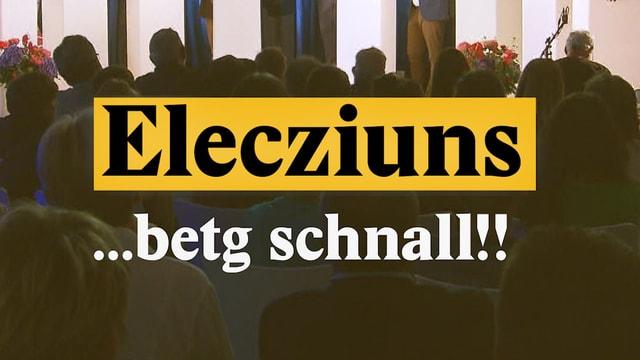 Laschar ir video «Elecziuns...betg schnall!!»