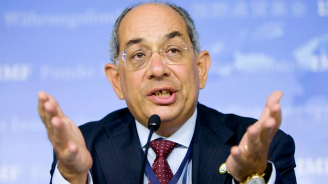Youssef Boutros-Ghali 2009
