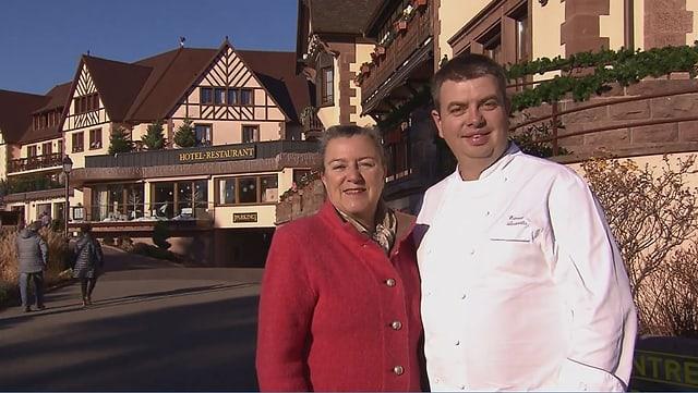 Video «Elsass – Tag 4 – Restaurant Domaine Du Moulin, Ensisheim» abspielen