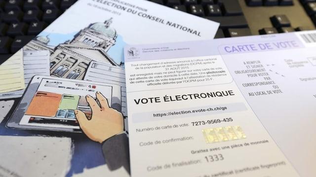 cedel da votar electronic,
