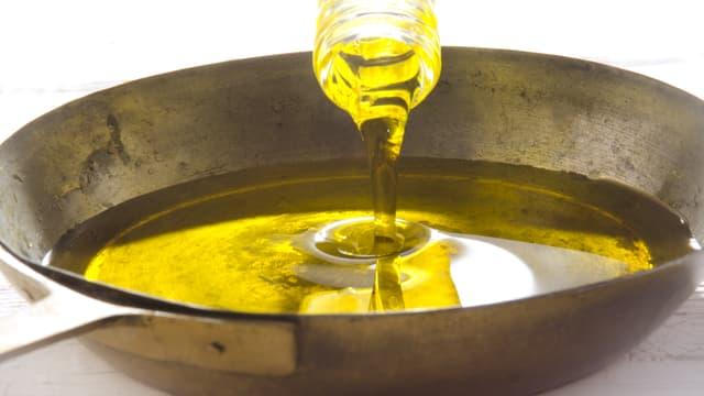 Darf man mit Olivenöl anbraten?