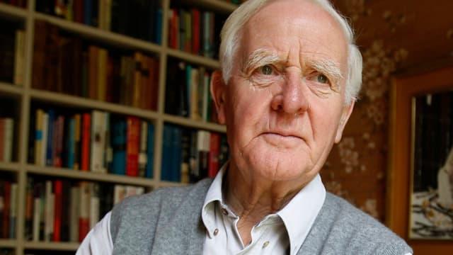 Schriftsteller John Le Carré.