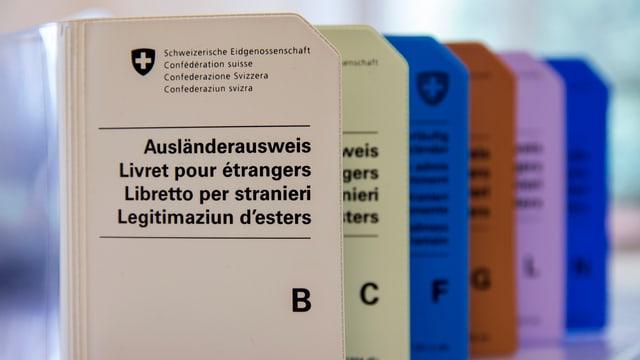 Certificats d'asil.