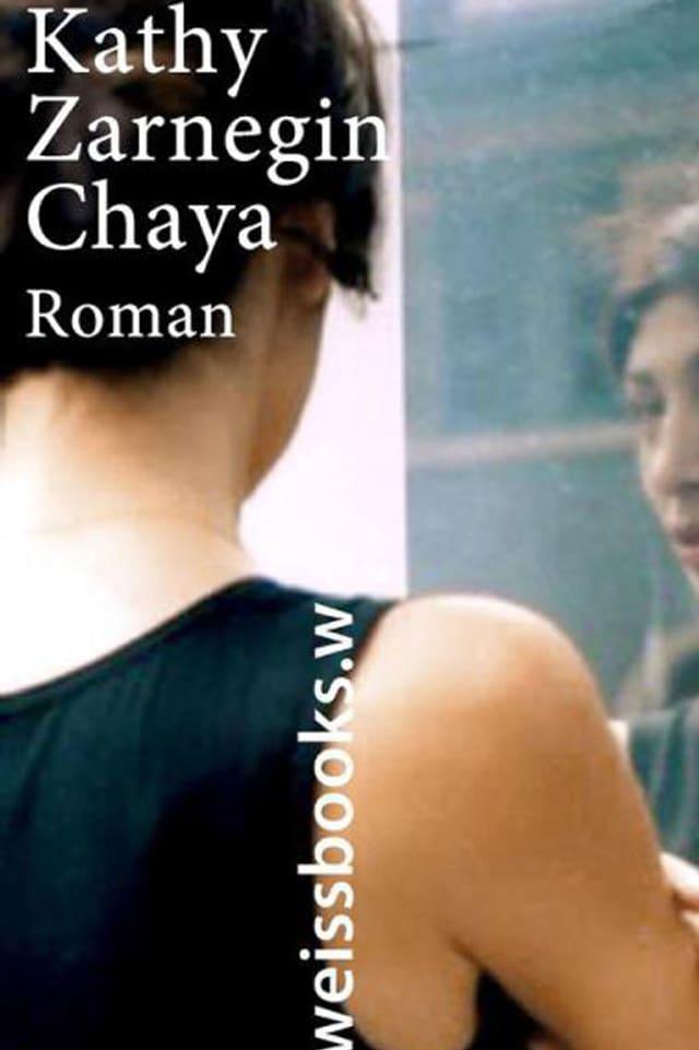 Cover Kathy Zarnegin: Chaya.