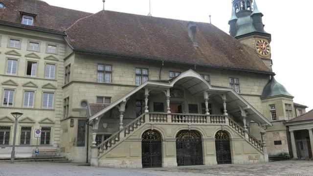 Das Freiburger Rathaus