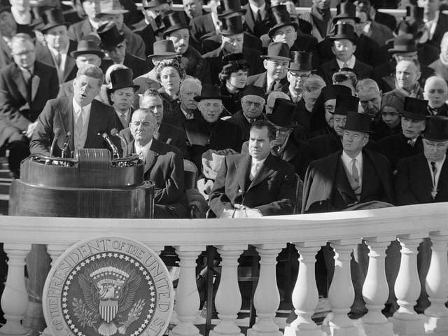 Antrittsrede von John F. Kennedy