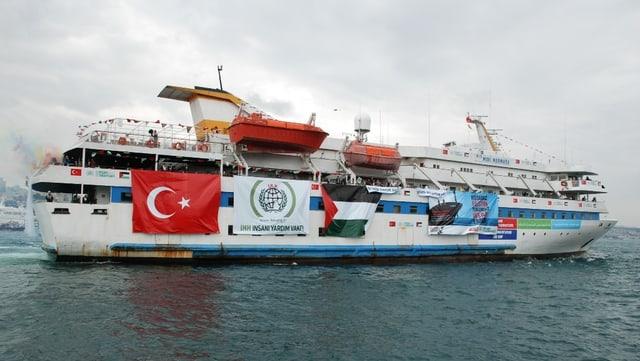 Die Mavi Marmara.