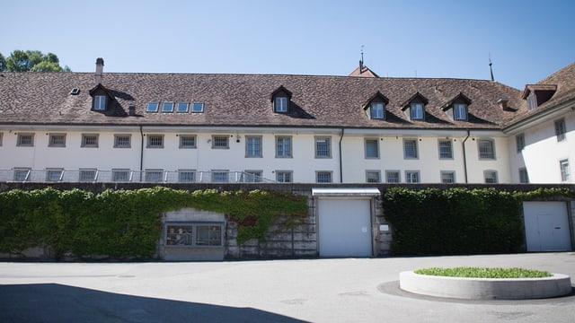 Zentralgefängnis Freiburg