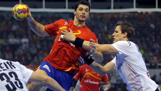 Spanien steht bei der Heim-WM im Halbfinal.
