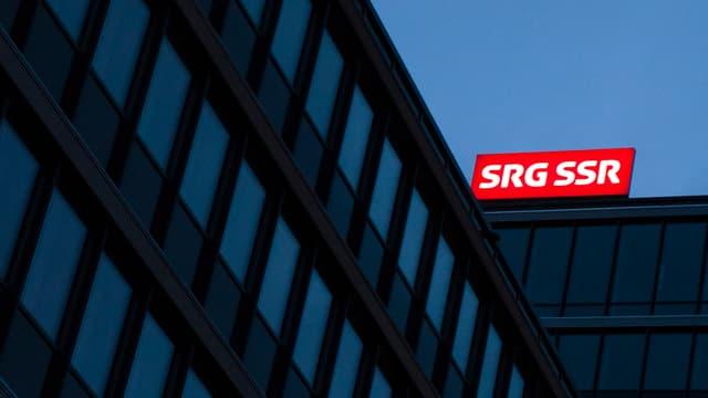 Logo von SRG.