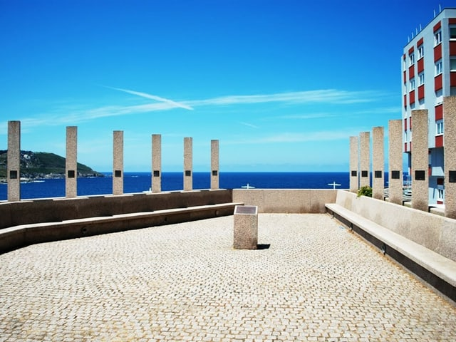 Denkmal für die Balmis-Expedition in A Coruña