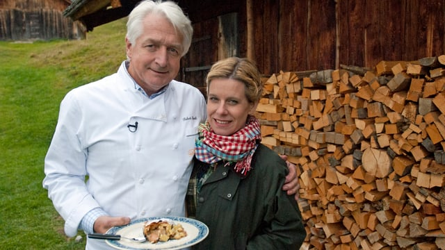 Video «Myriam bei Robert Speth, Patissier» abspielen