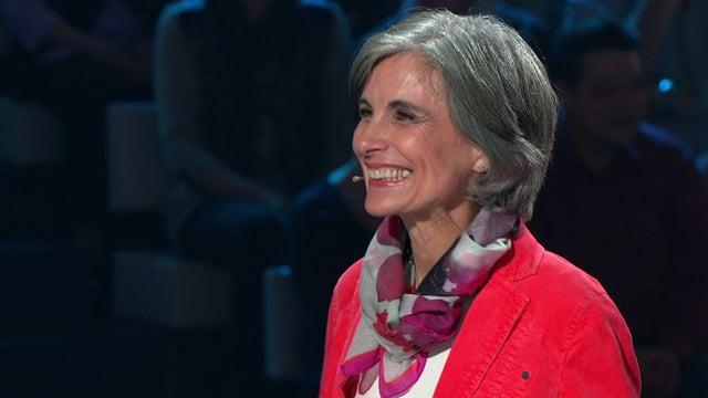 Video «Elisabeth Warnez möchte durch die Weltgeschichte reisen.» abspielen