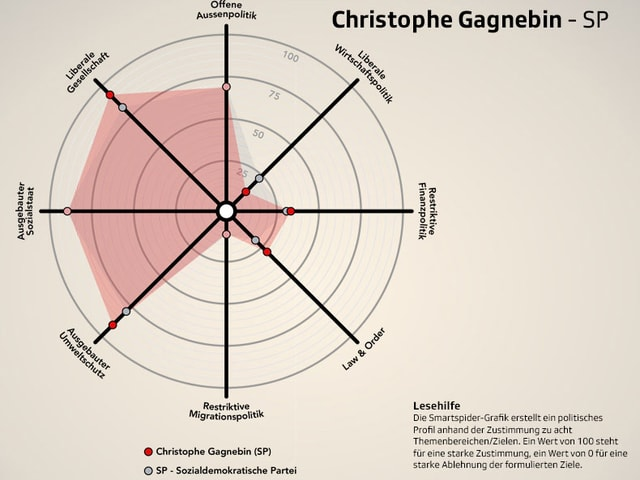Smartspider Christophe Gagnebin