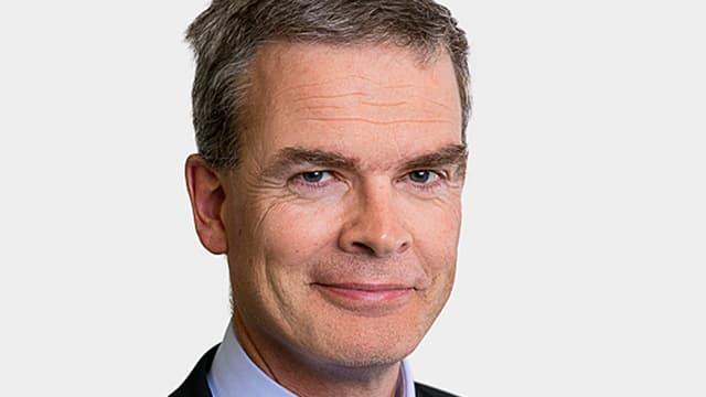 Zu sehen ist Jan Atteslander, Leiter Aussenpolitik bei Economiesuisse.