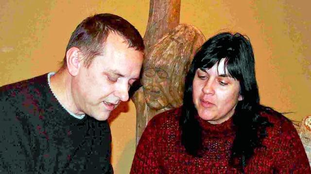 sanester Roland Just e dretg Gabriela Cabalzar