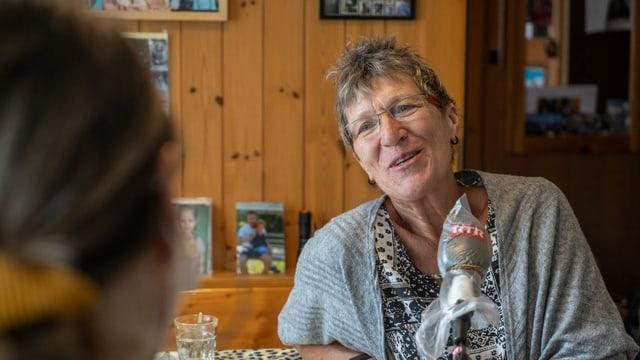 Rosmarie Brenn.