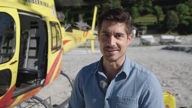 Video «Bergsturz von Bondo – Wie gefährlich sind unsere Alpen?» abspielen