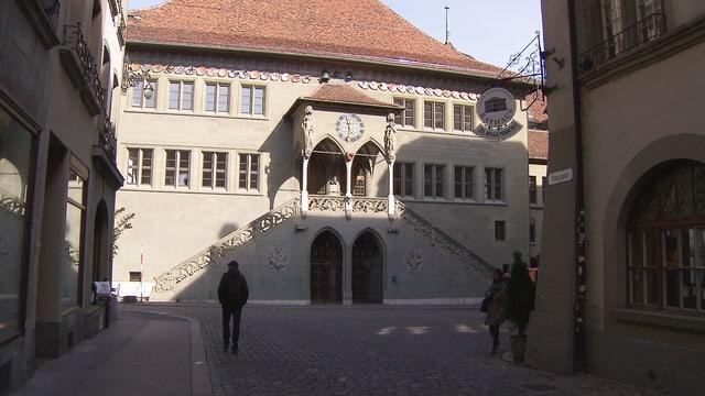 Berner Ratshaus