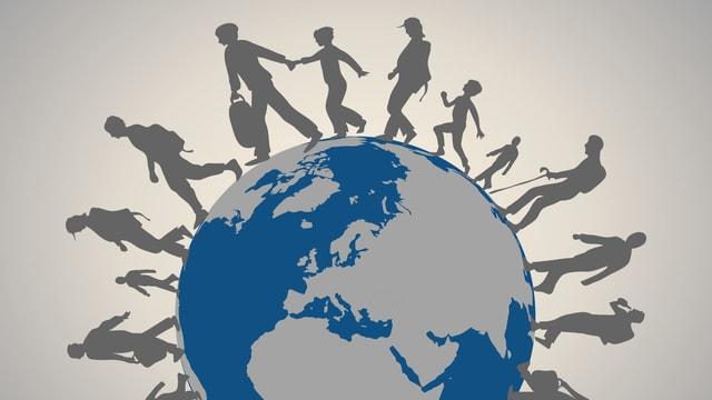 Video «Ein Pakt für Migranten» abspielen