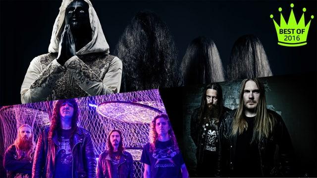 Best of Metal 2016