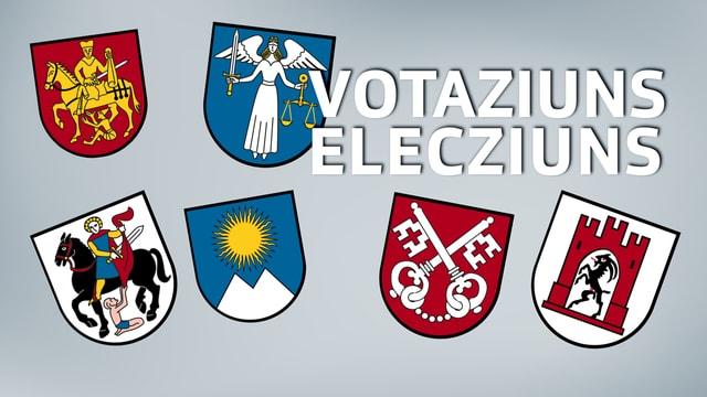 Survista da las votaziuns communalas