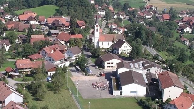 Kirche von Reitnau