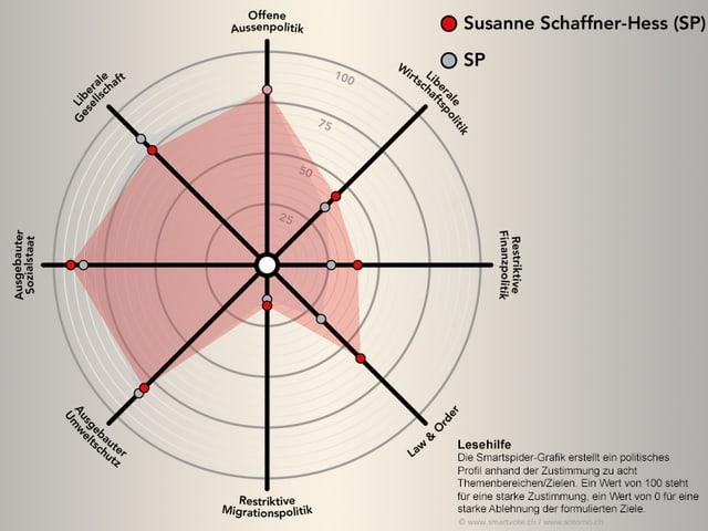 Smartspider Susanne Schaffner, SP.