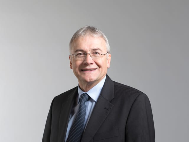 Claude Hêche, neuer Ständeratspräsident