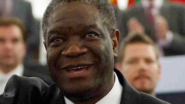 Denis Mukwege gilt weltweit als führender Experte für die Behandlung von vergewaltigten Frauen.