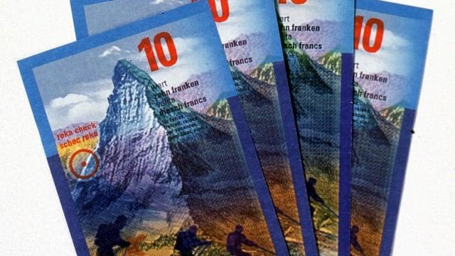 Aktuelles Reka-Geld