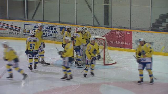 Plirs giugaders da hockey