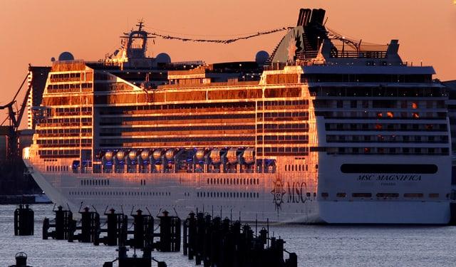 MSC – die zweitgrösste Reederei der Welt