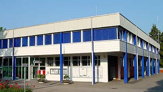 Das Gemeindehaus von Oftringen.