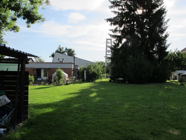 Land von Kirche Villmergen