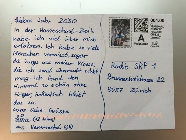 Lina (12) aus Hemmental.