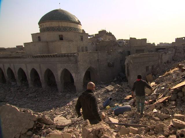 Altstadt Mosul.