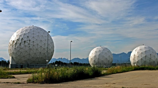 Satellitenstation in Bad Aibling in Bayern?