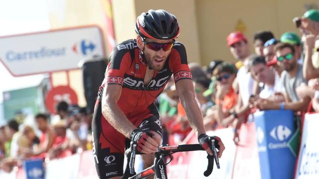 Danilo Wyss für die Tour de France aufgeboten.