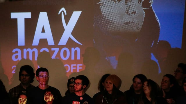 Tax Amazon Bewegung