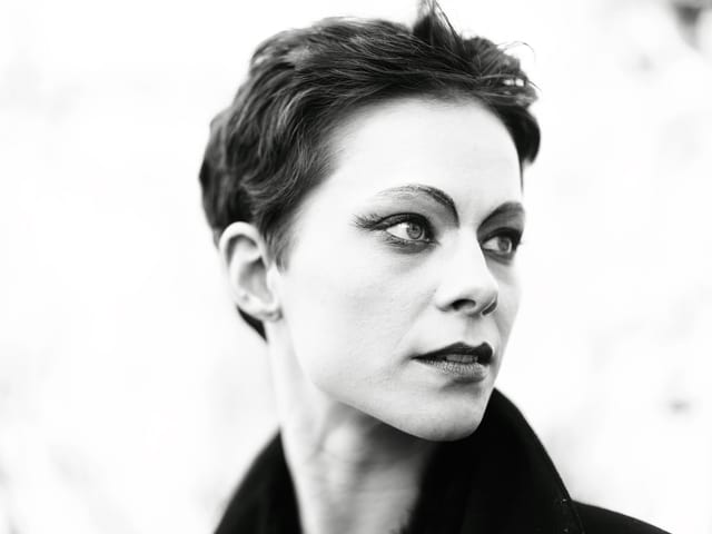 Porträt Anna-Maria Hefel