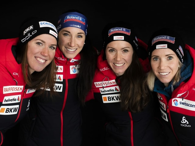 Biathlon-Staffel