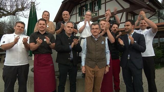 Video «Emmental – Tag 4 – Landgasthof und Seminarhotel Lueg, Kaltacker» abspielen
