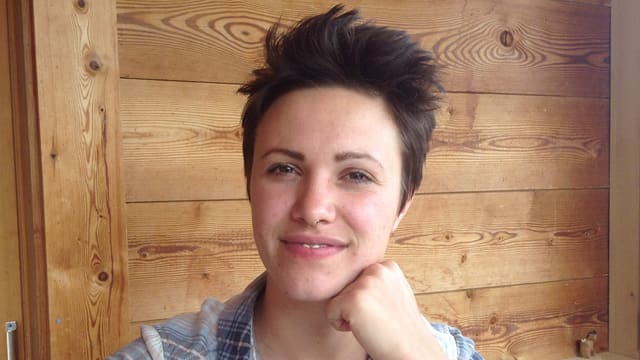 Rebecca Clopath da Lon è ina cuschiniera cun visiuns e filosofia.