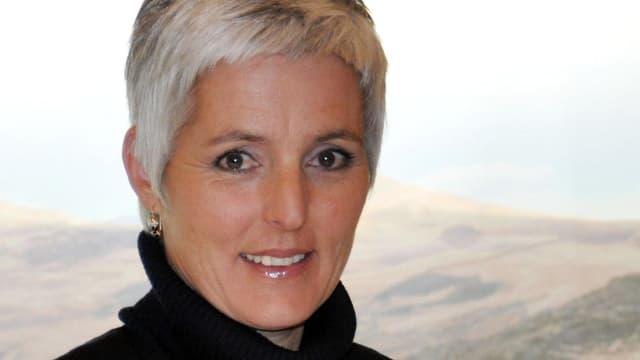 La cineasta Susanna Fanzun.