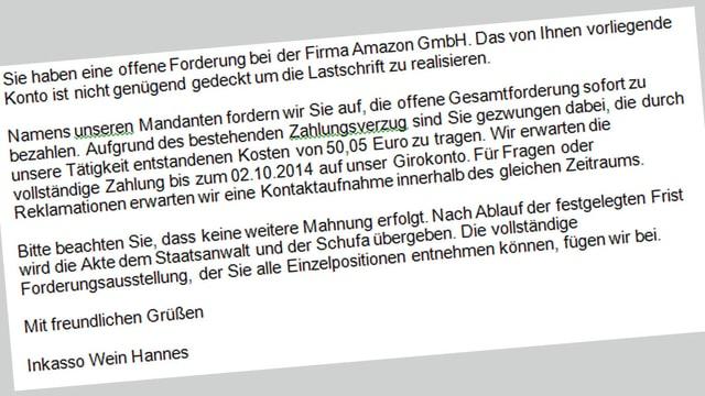 E-mail-Text.